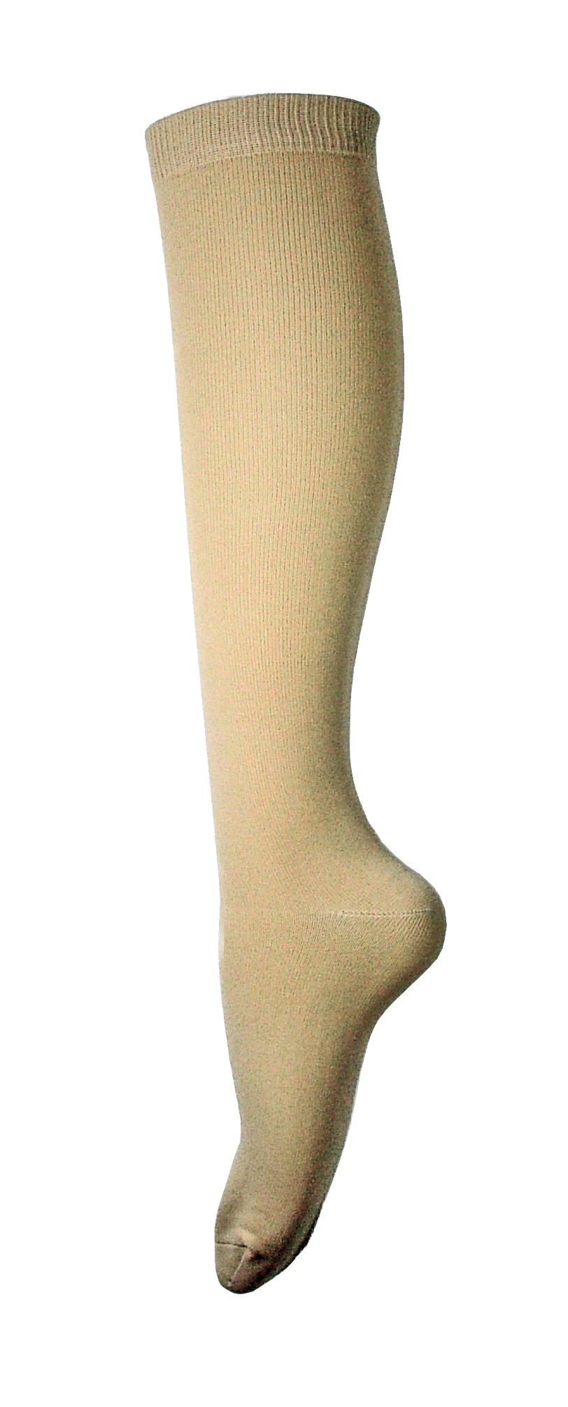 light-beige-flight-sock1-white